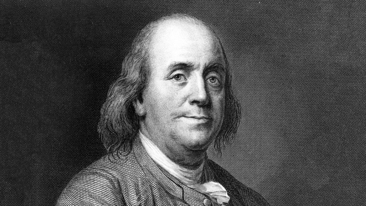 What Happened When I Followed Ben Franklin's Schedule for a Month