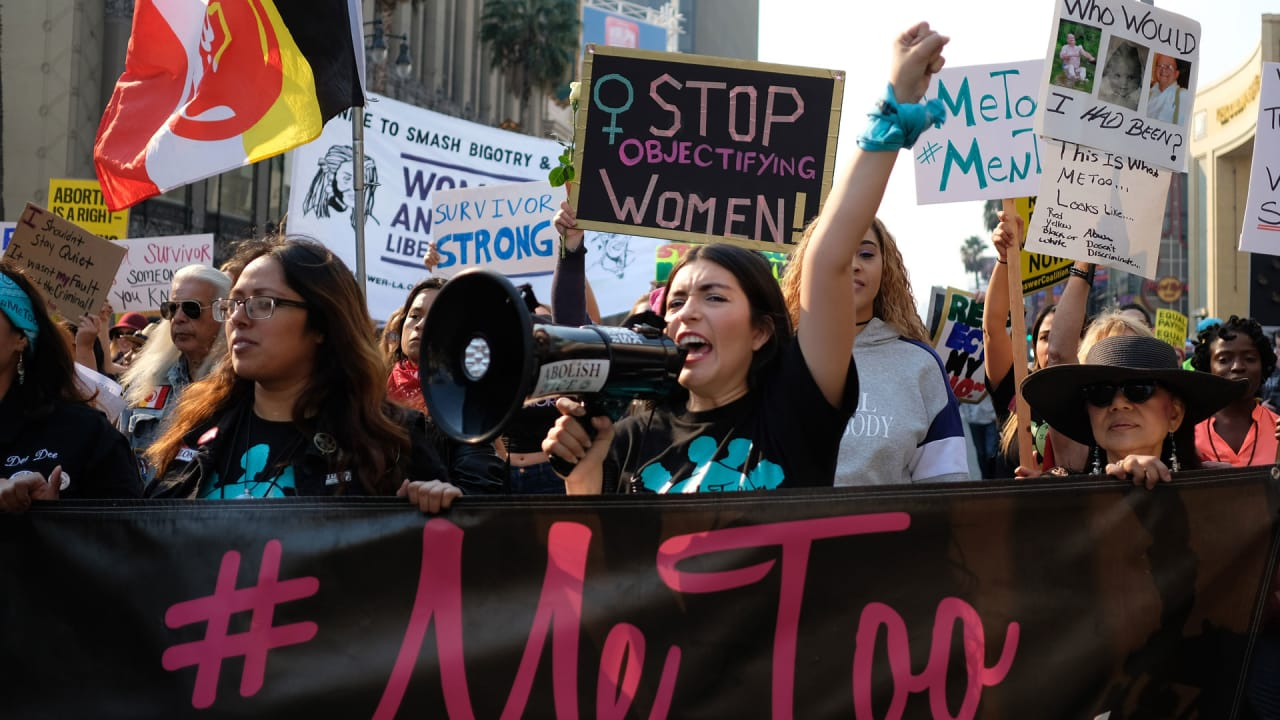 What will happen with #MeToo in 2019?