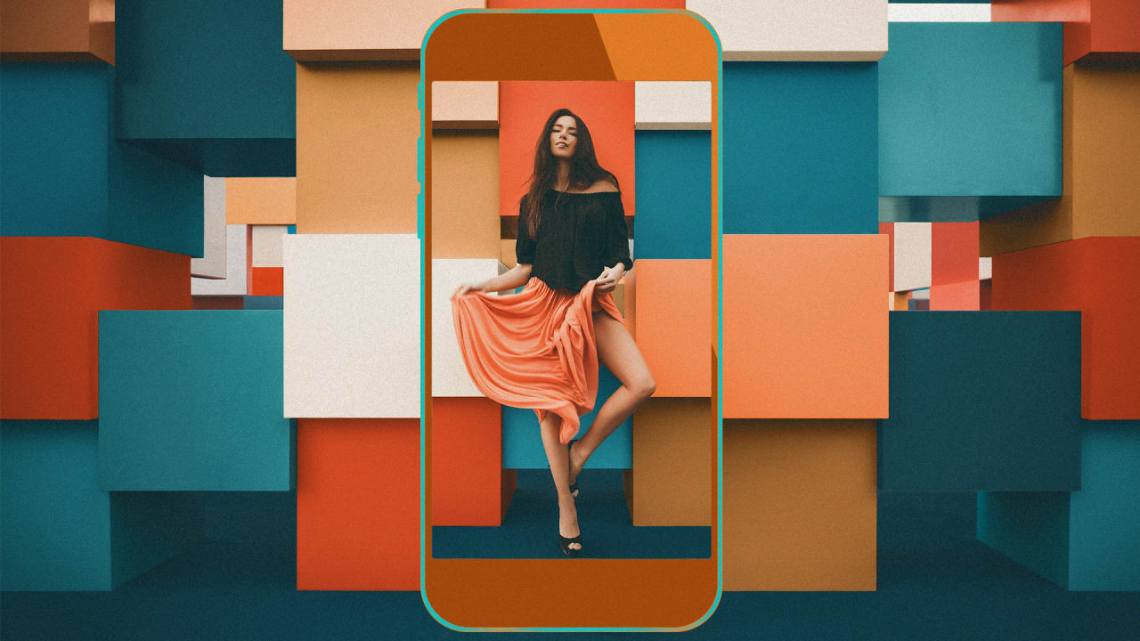Why a teal and orange filter is all over Instagram