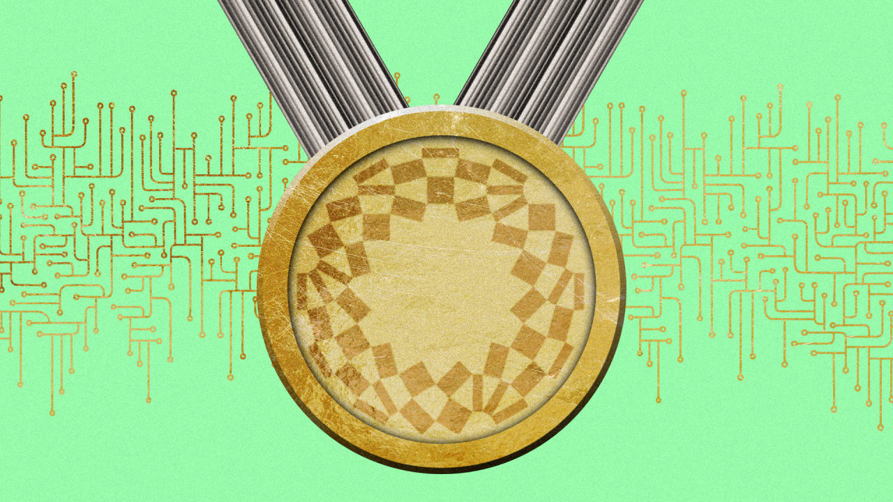 Tokyo's Olympic medals are made of 47,000 tons of recycled electronics