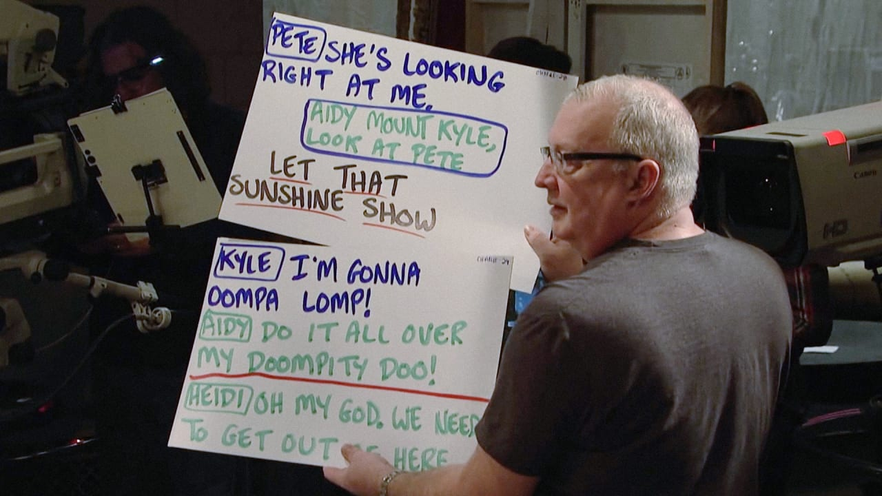Typography lessons from an unexpected place: SNL cue cards