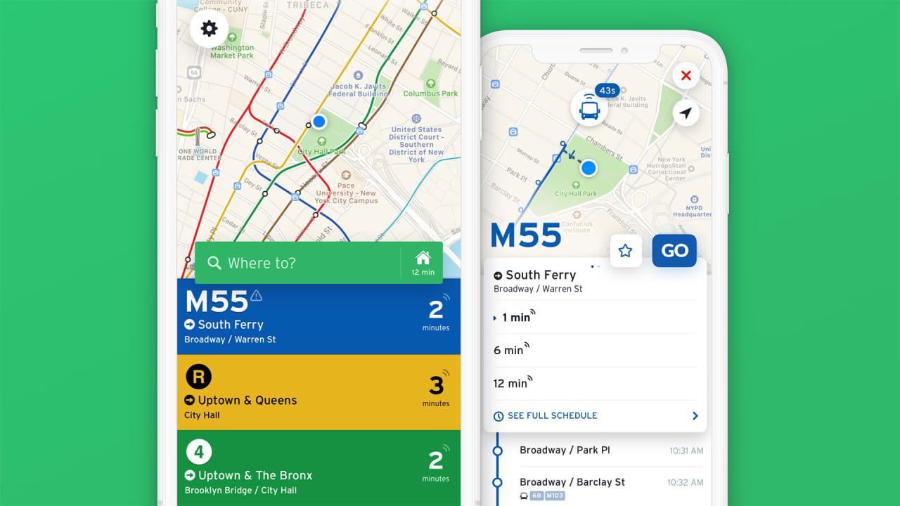 This Transit App Now Can Figure Out your Route even if You Have no Service