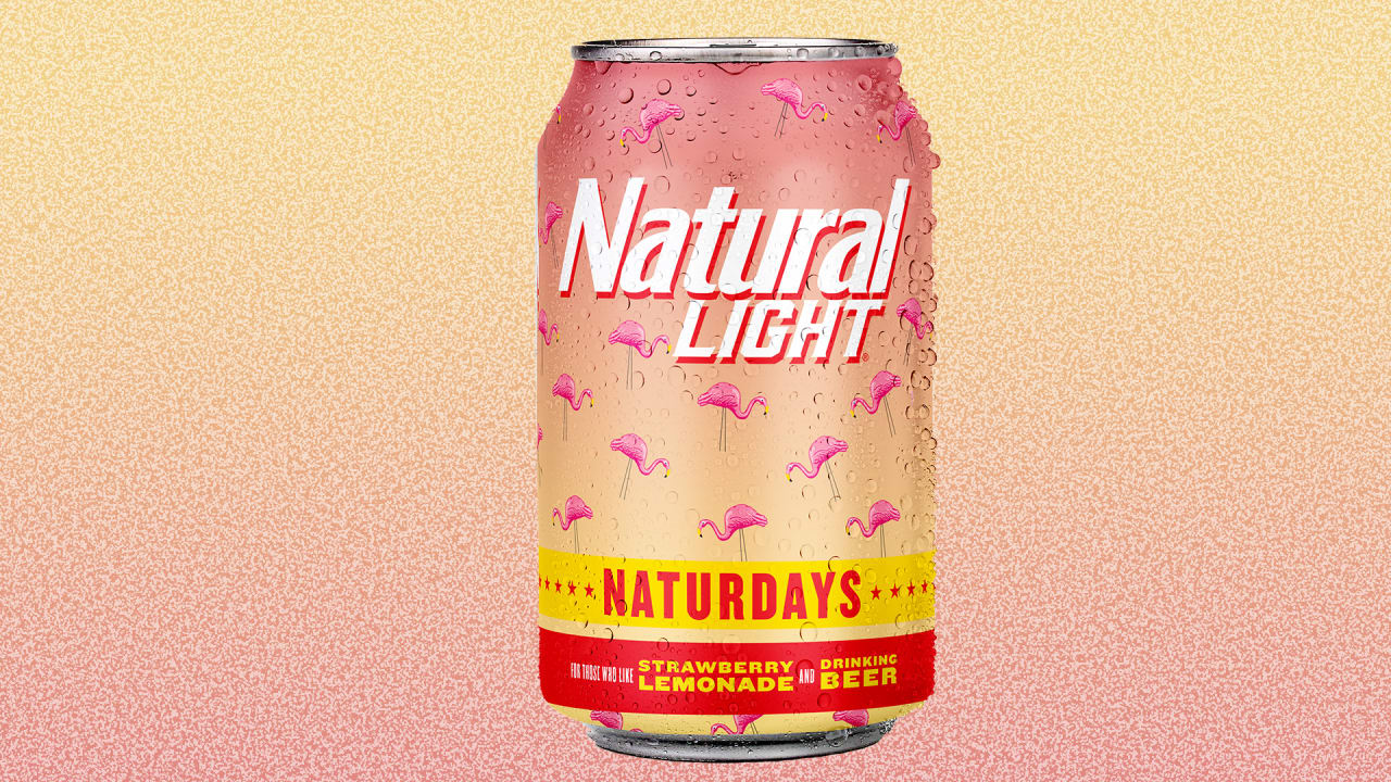 The Natty Light Naturdays can is the design crime of the summer