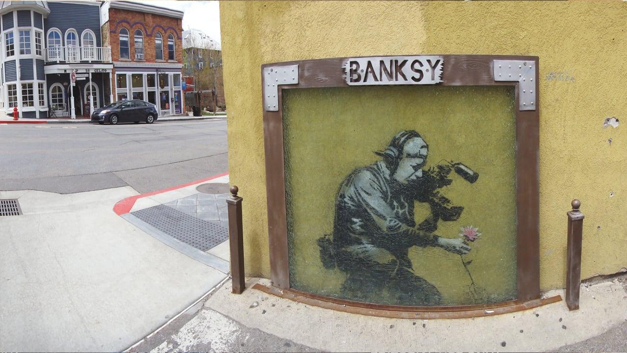 The fascinating legal conundrum facing Banksy