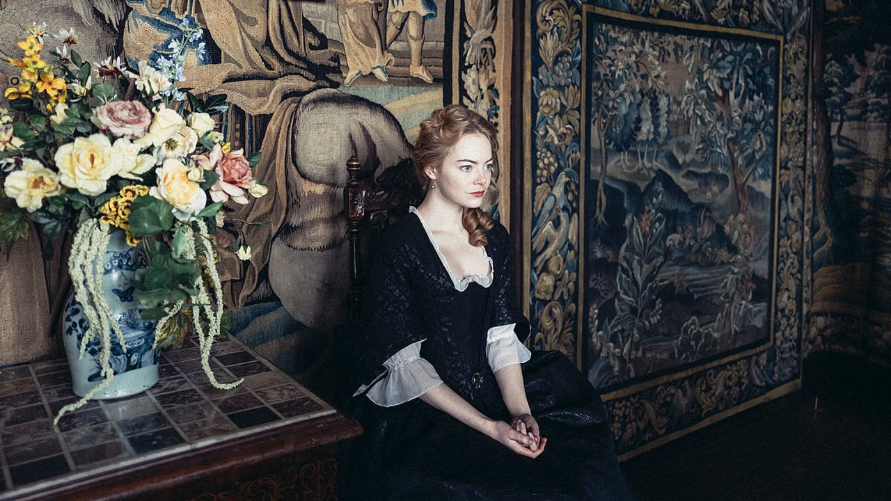 Image result for The Favourite is an Oscar-nominated design masterpiece