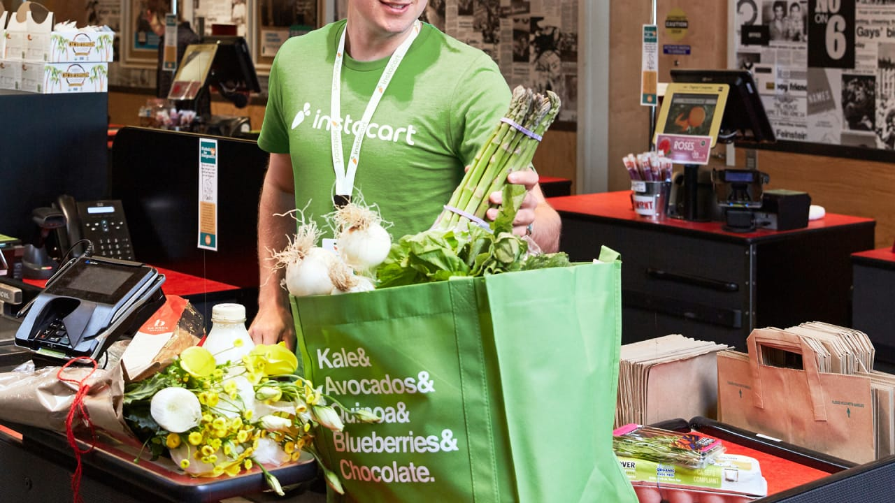 Instacart is raising minimum pay--again