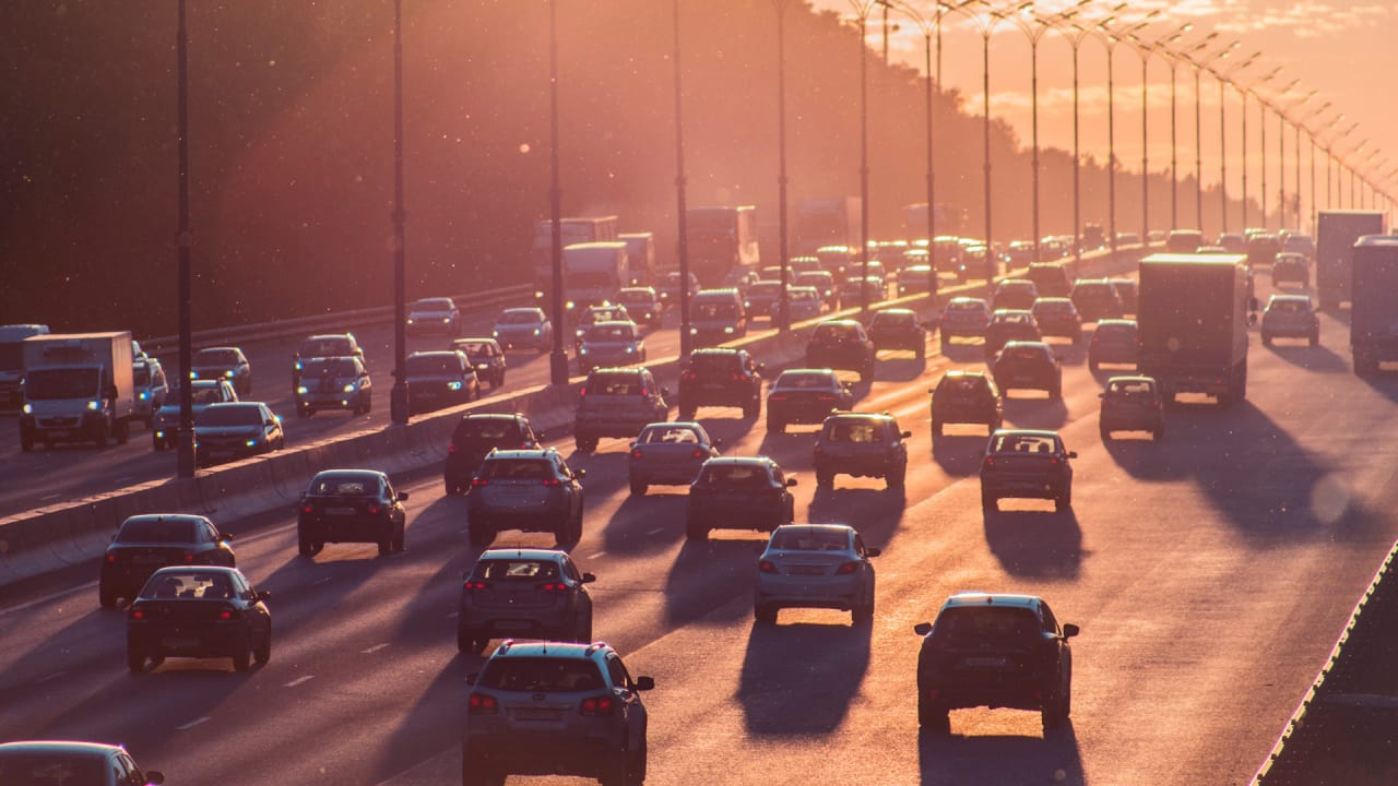 Self-driving cars could cause a congestion nightmare