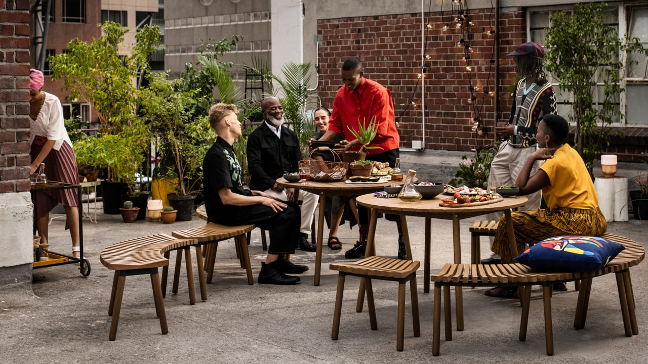 Image result for See Ikea's first collection celebrating African design
