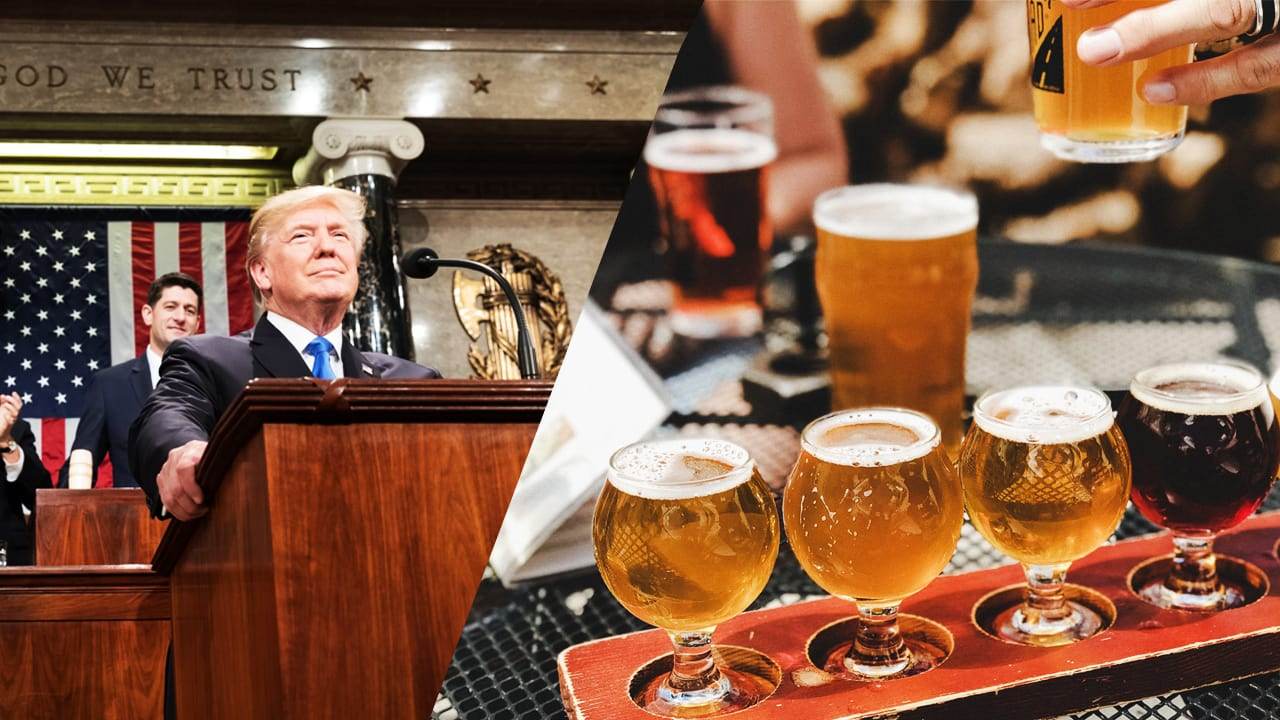 p-1-the-best-state-of-the-union-drinking-games-a-roundup New Trump White House Design on white house interior design, obama white house design, black white house design,
