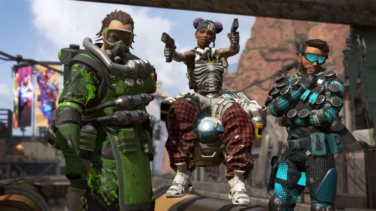 Apex Legends is Fortnite for the rest of us