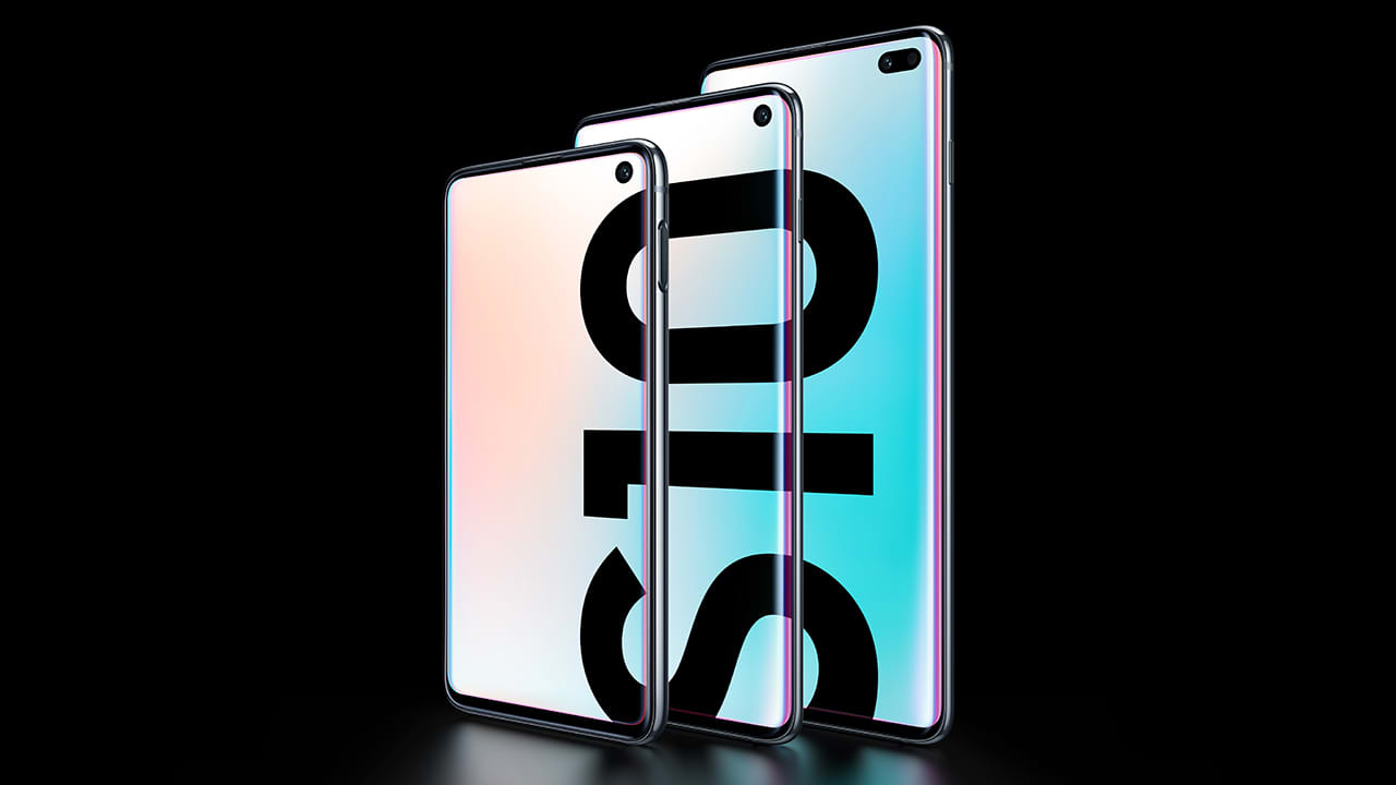 Samsung introduces four new Galaxy S10 smartphones
