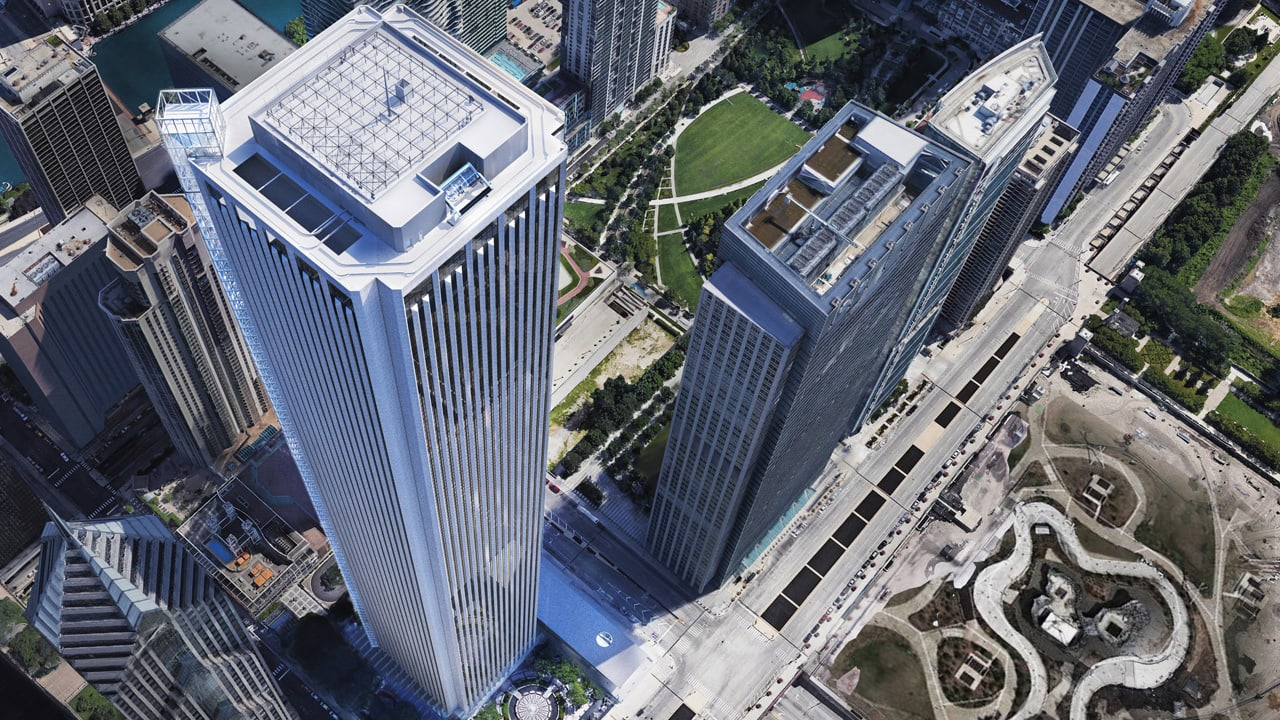Chicago is Getting a Terrifying New Architectural Thrill Ride