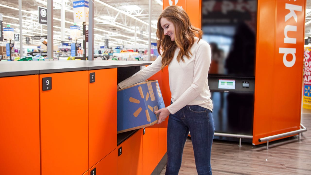 The clever way Walmart is trying to beat Amazon