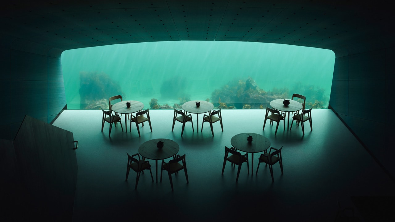 The New Frontier for Ultra-wealthy Tourists? Underwater Hotels and Restaurants