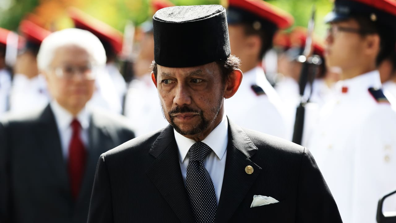 Brunei kicks off tourism push--and death penalty for gay sex