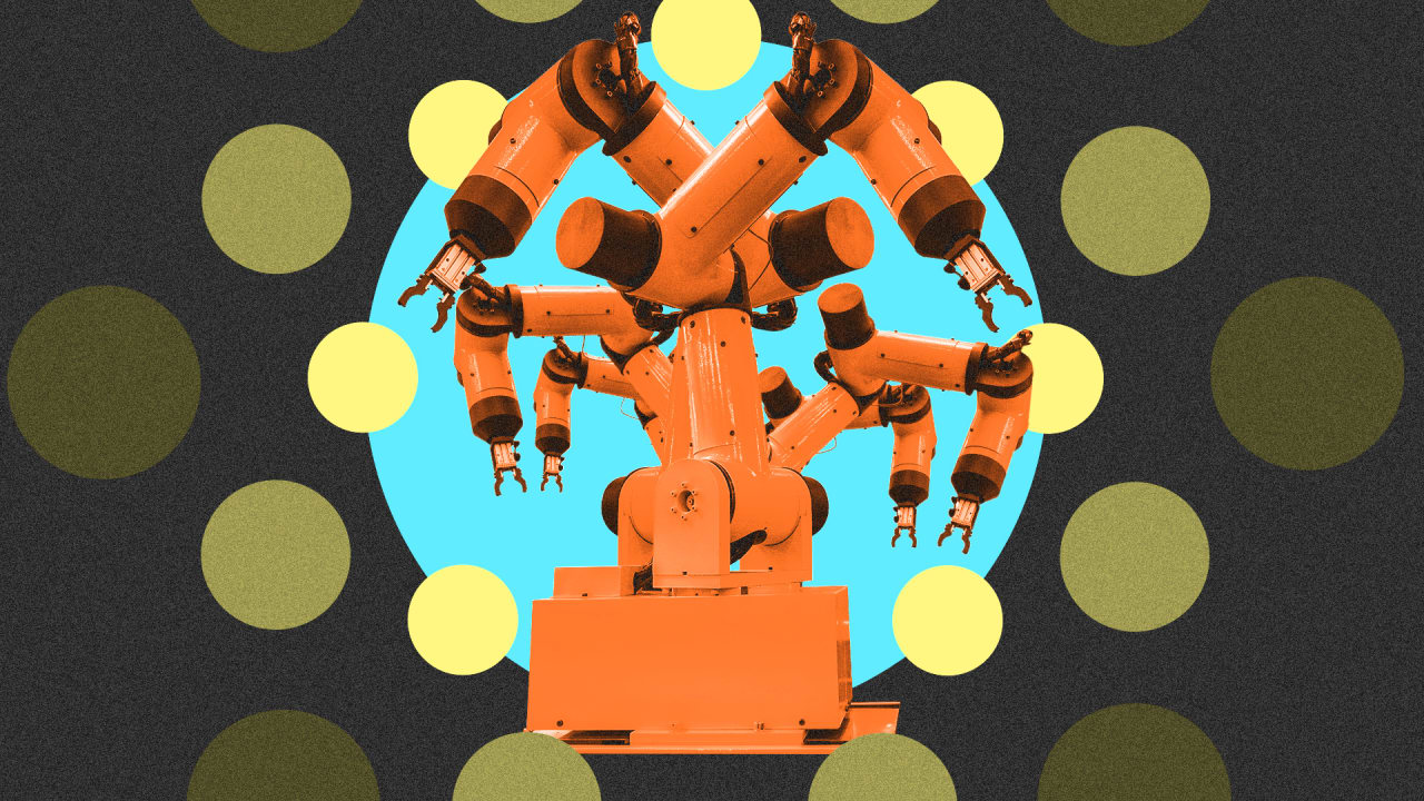 Your New Most Annoying Overachieving Coworker is a Robot