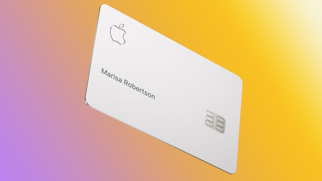 QnA VBage Apple redesigned the credit card. Can it redesign debt?