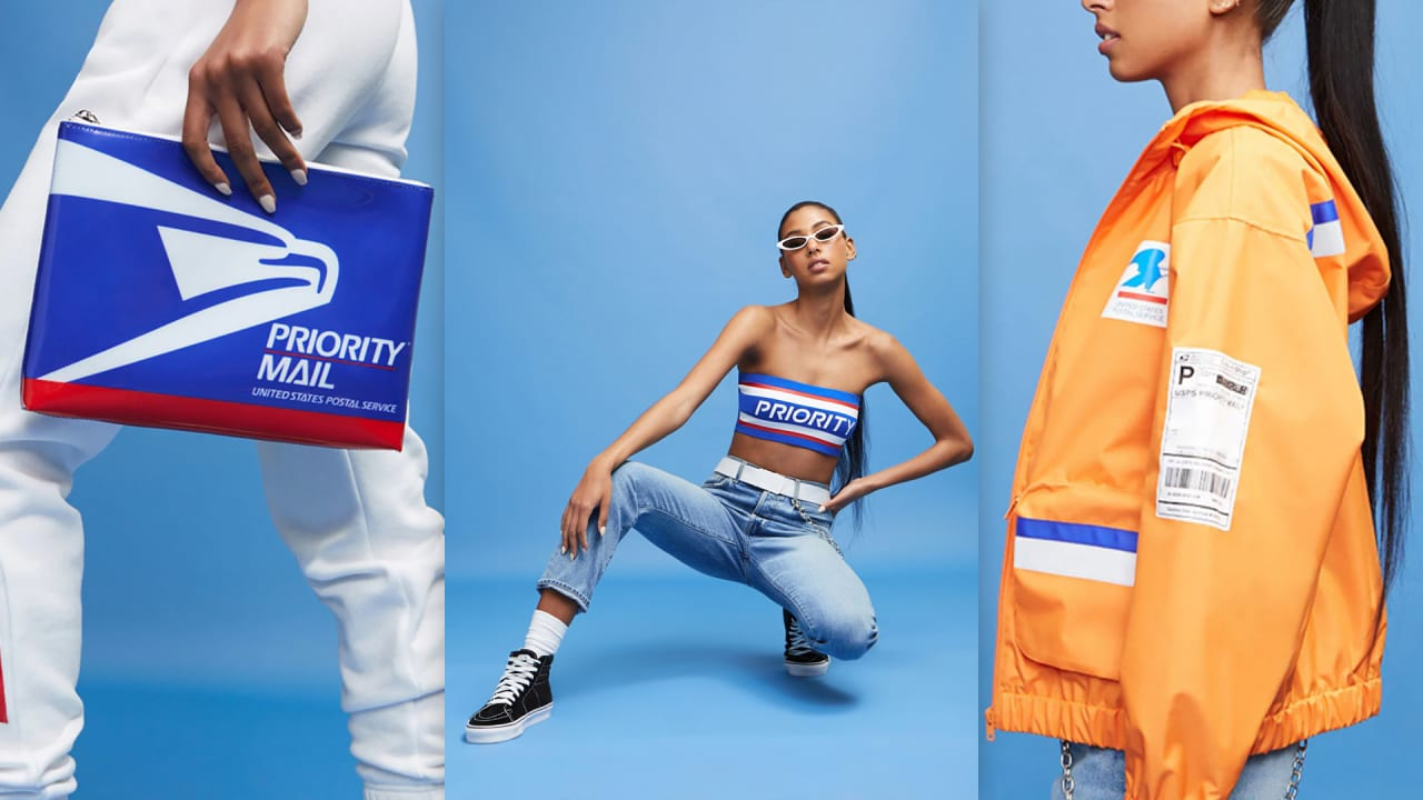 Forever 21 Launches A Capsule Collection With The Usps