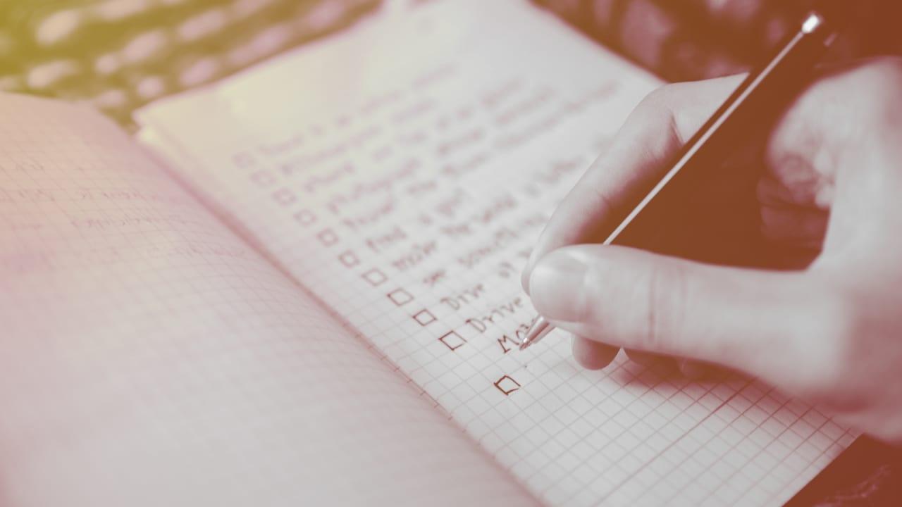 "I struggled with procrastination, until I used an ""emotional"" to-do list"
