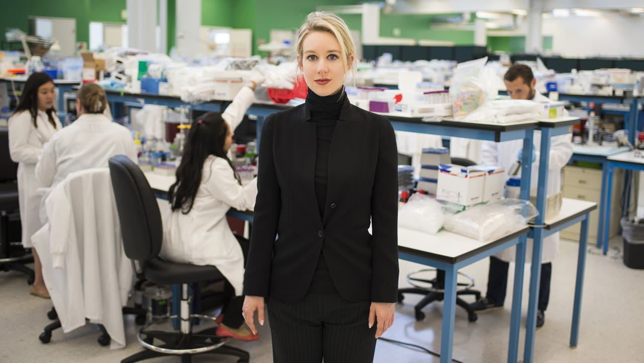 How to watch The Inventor, HBO Theranos Elizabeth Homes