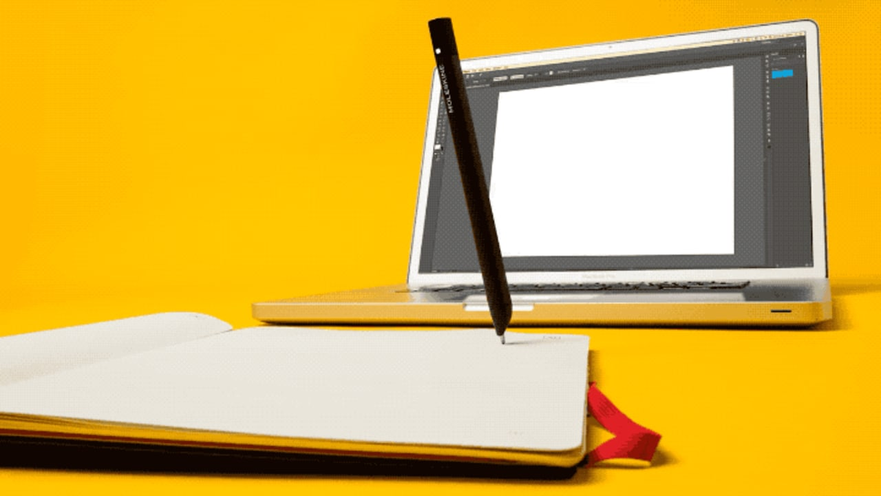 fastcompany.com - Moleskine and Adobe debut a digital tablet and paper sketchbook hybrid