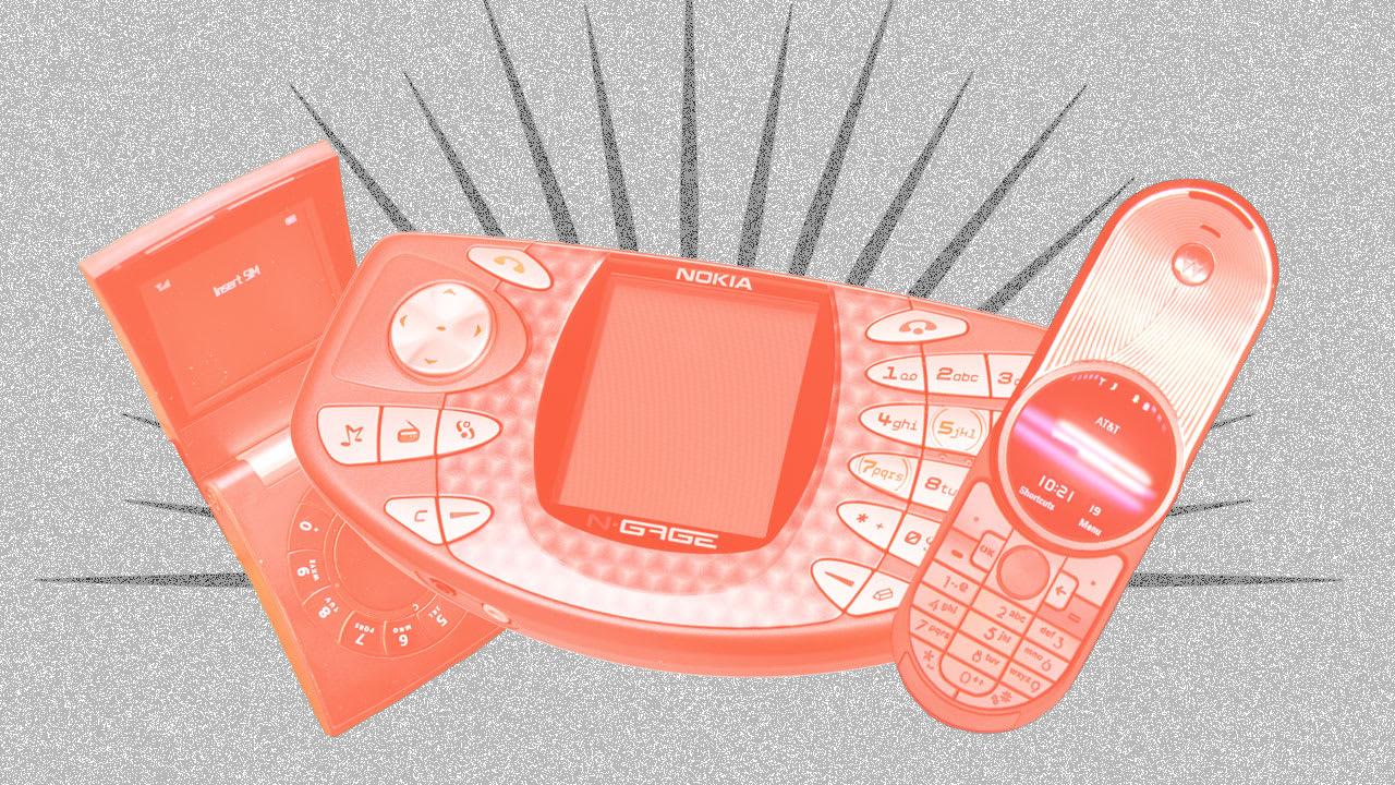 The 20 worst phones of the century