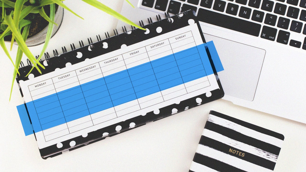 Use these 5 scheduling methods when a to-do list just isn't working