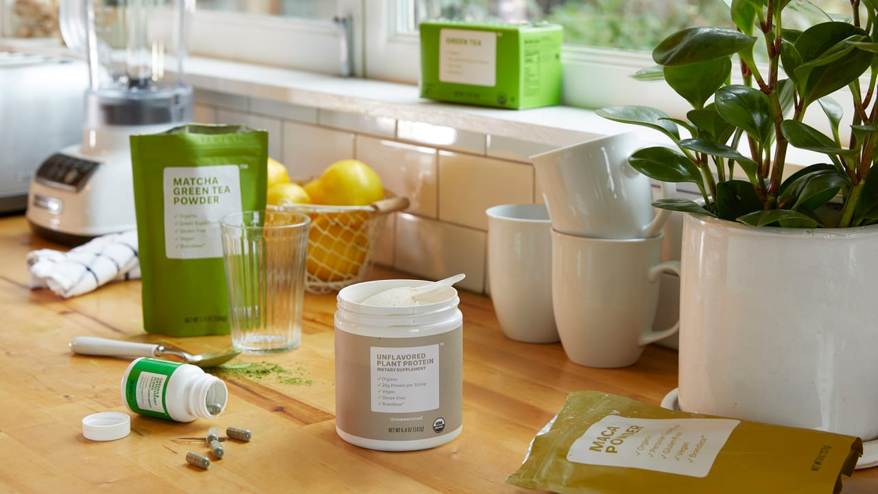 Brandless Expands into Wellness with Supplements, Cleanses, and Other Goop-style Items