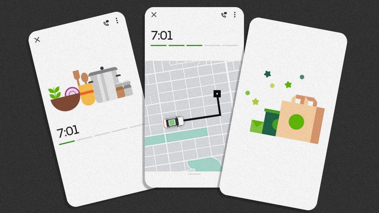 The new Uber Eats app will stop gaslighting you now