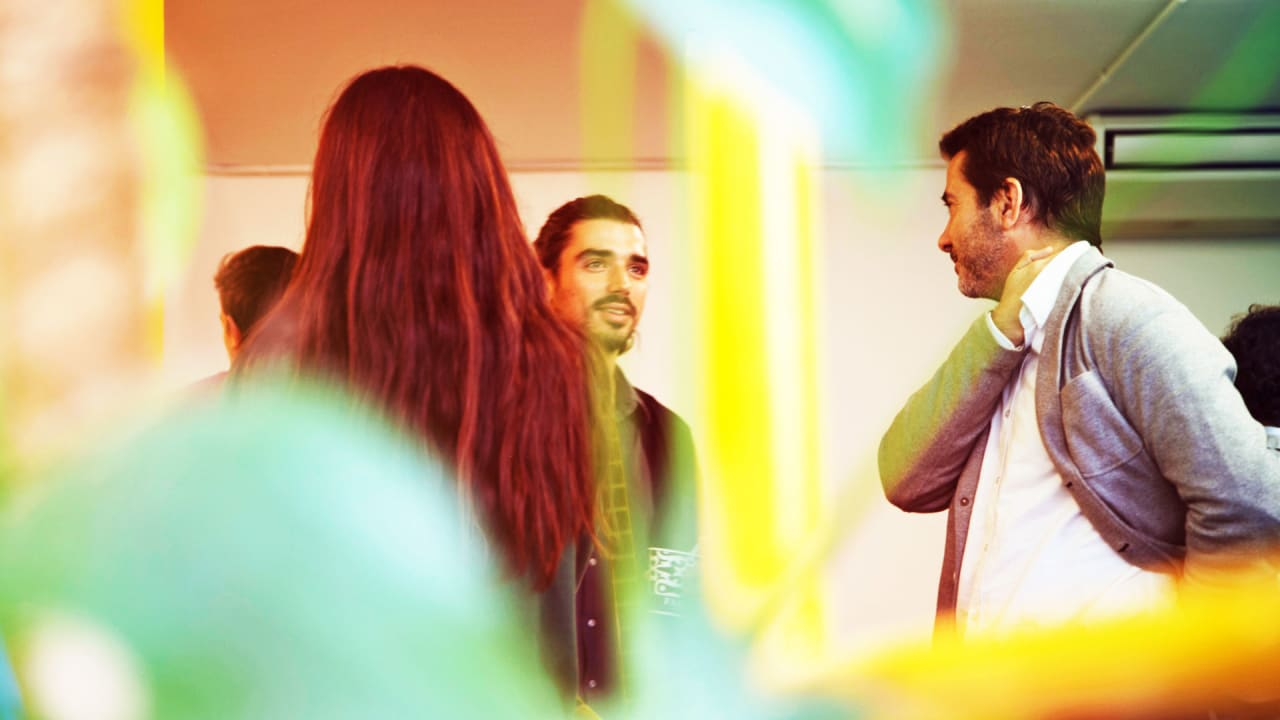 Ask these 5 questions to turn small talk into something more meaningful