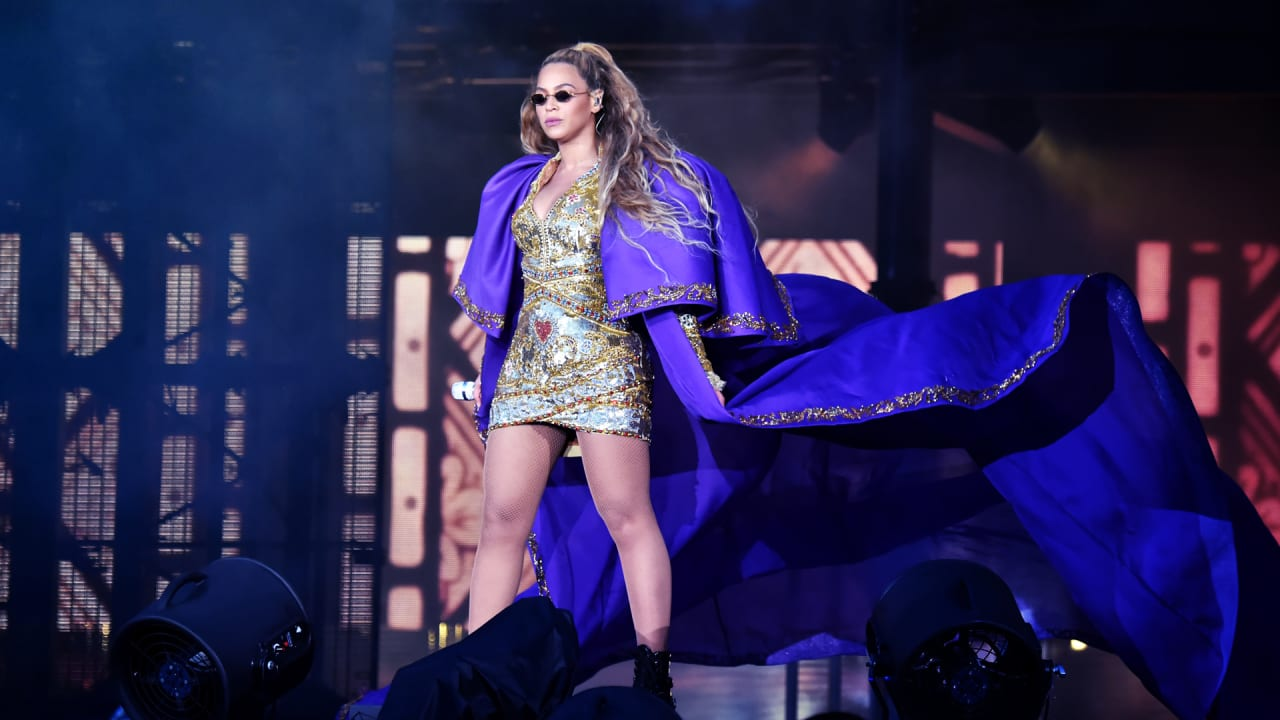 Beyonce And Adidas Team Up To Relaunch Ivy Park