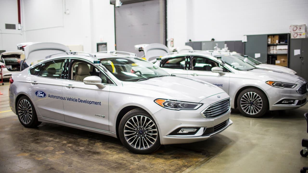 """Ford CEO confession: We """"overestimated"""" the arrival of self-driving cars"""