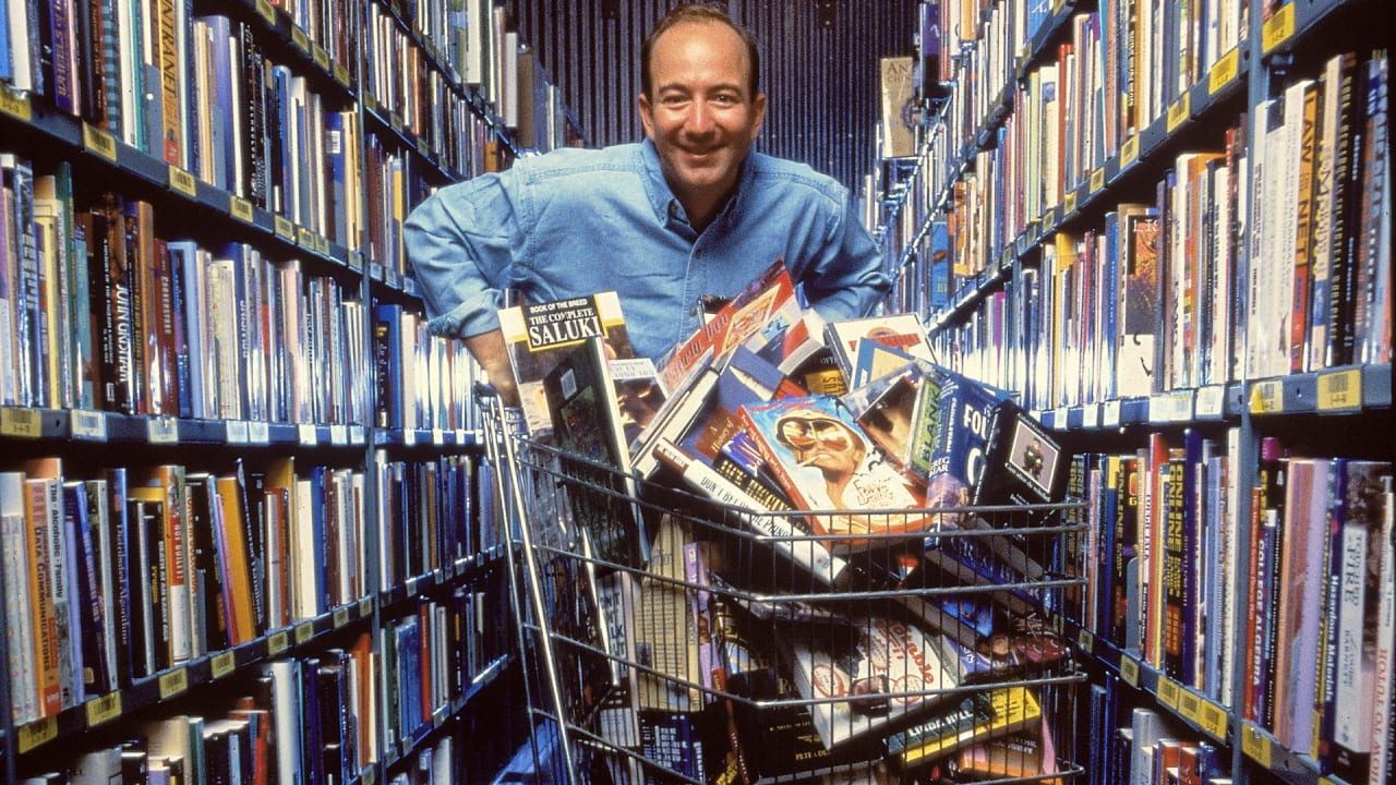 These are Amazon's 38 Rules for Success