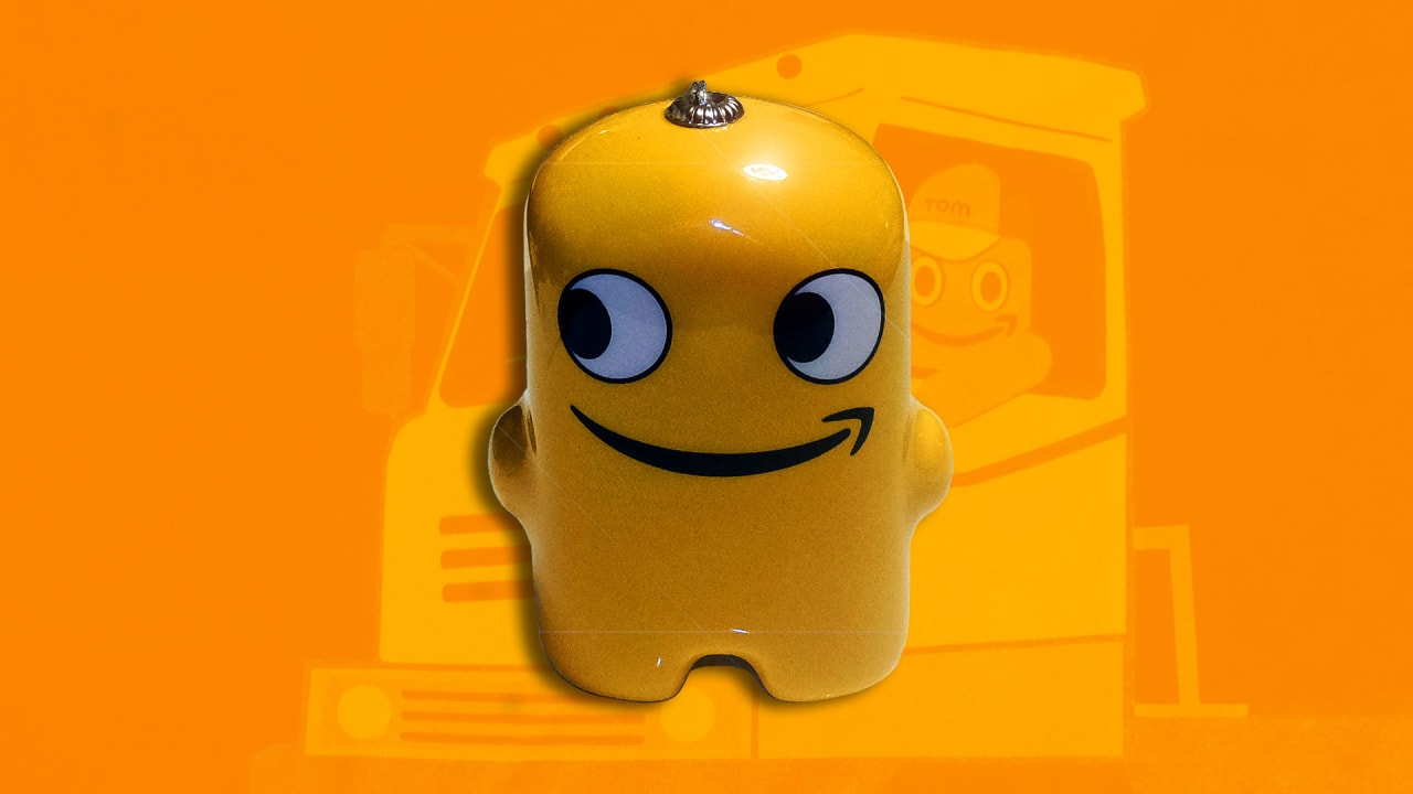 Here's Peccy, the Bizarre, Beloved Mascot You Didn't Know Amazon Had