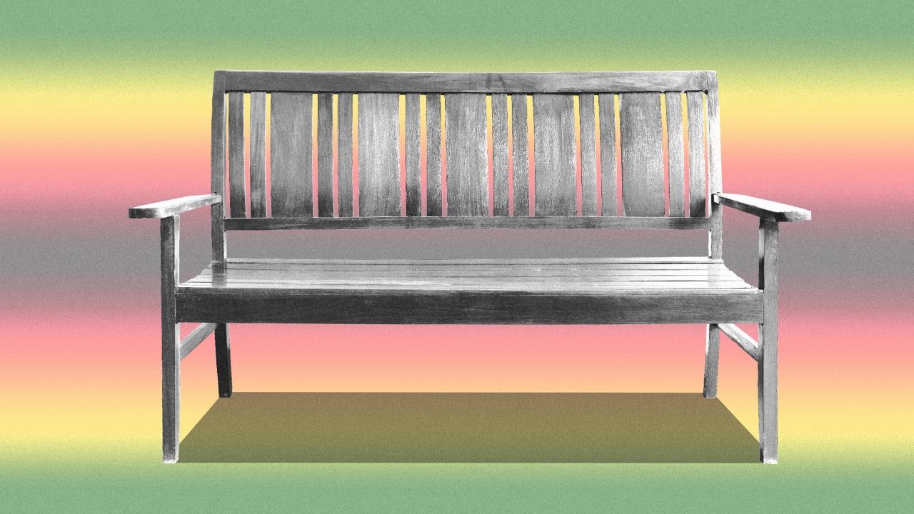 Marvelous The Friendship Bench Is Starting A Mental Health Revolution Dailytribune Chair Design For Home Dailytribuneorg