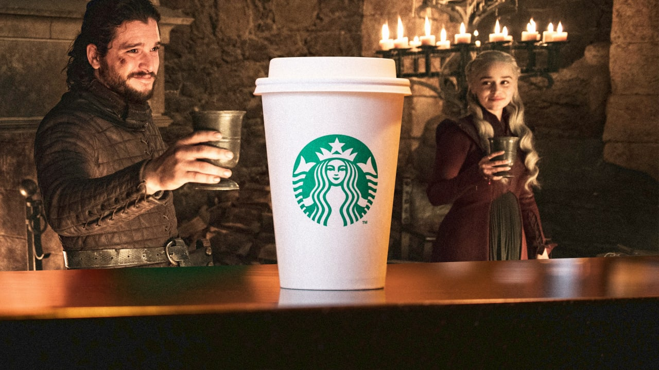 Adobe Fixed That Starbucks Cup Spotted In Game Of Thrones