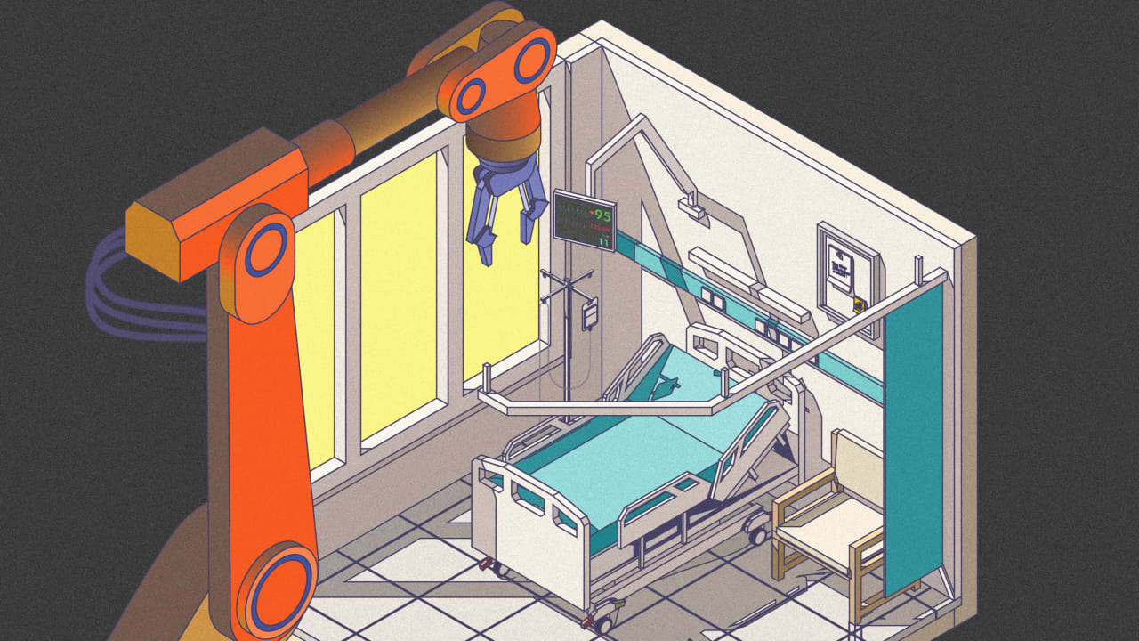 Robots are Coming to a Hospital Near You