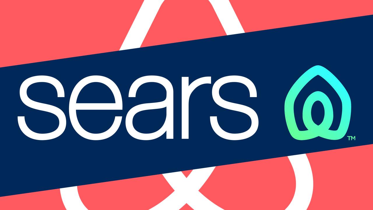 Sears's New Logo Makes it Look like a Tech Company
