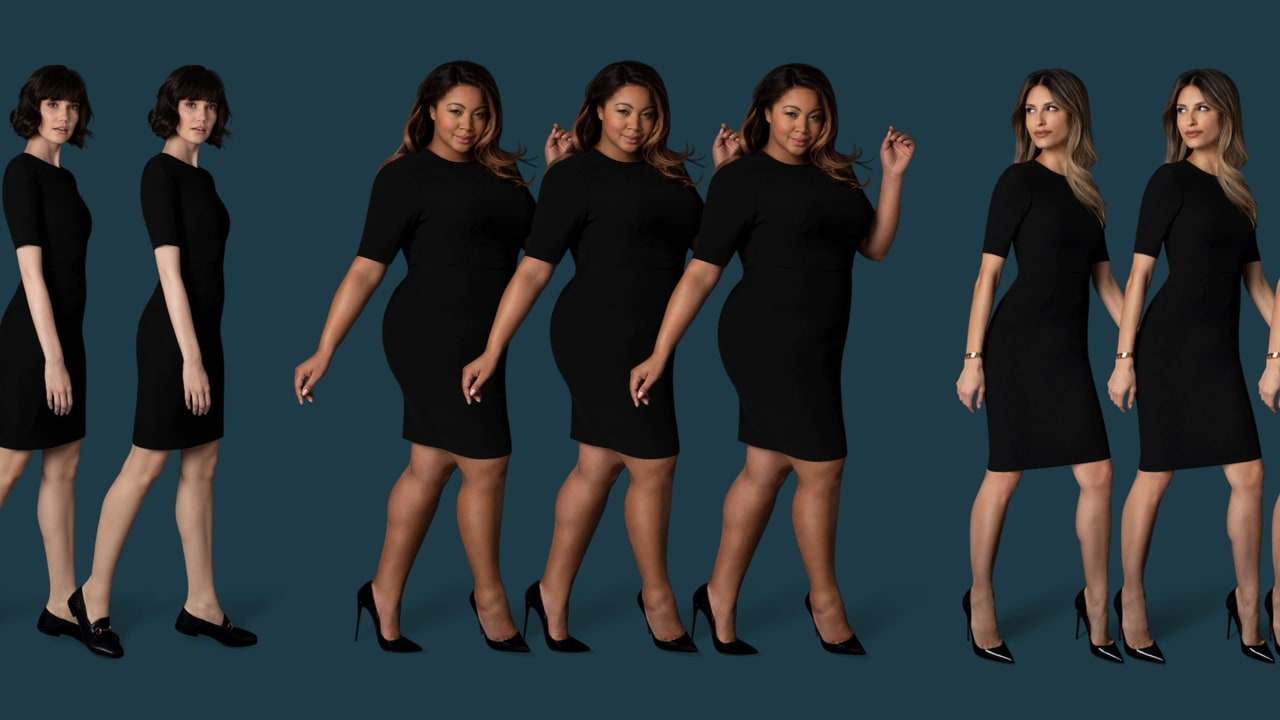 The Perfect Little Black Dress Now Comes in 99 Different Sizes