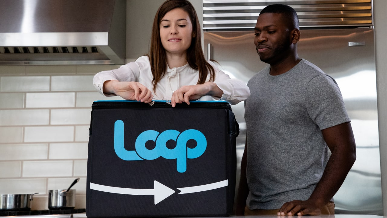 """Alan Iny on LinkedIn: """"Love this reusable packaging #sustainability but stuck on carbon footprint of shipping. I'd return containers to stores... @Fastcompany @LoopStore_US"""""""