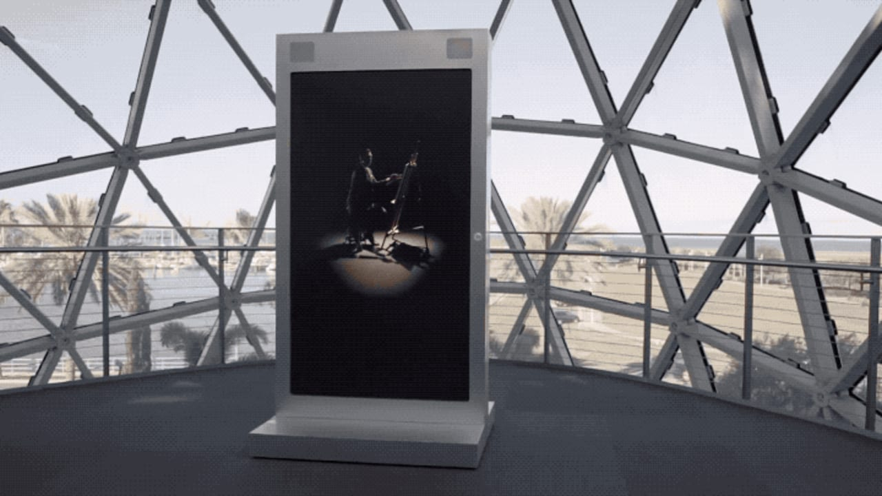 The Salvador Dalí Museum just Deepfaked Dalí–see the video here