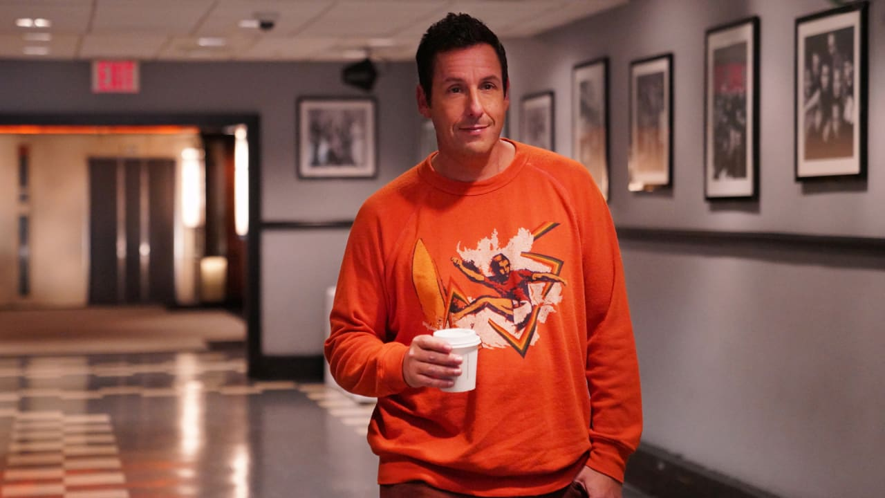 Adam Sandler brought Opera Man back to SNL for a 2019 encore