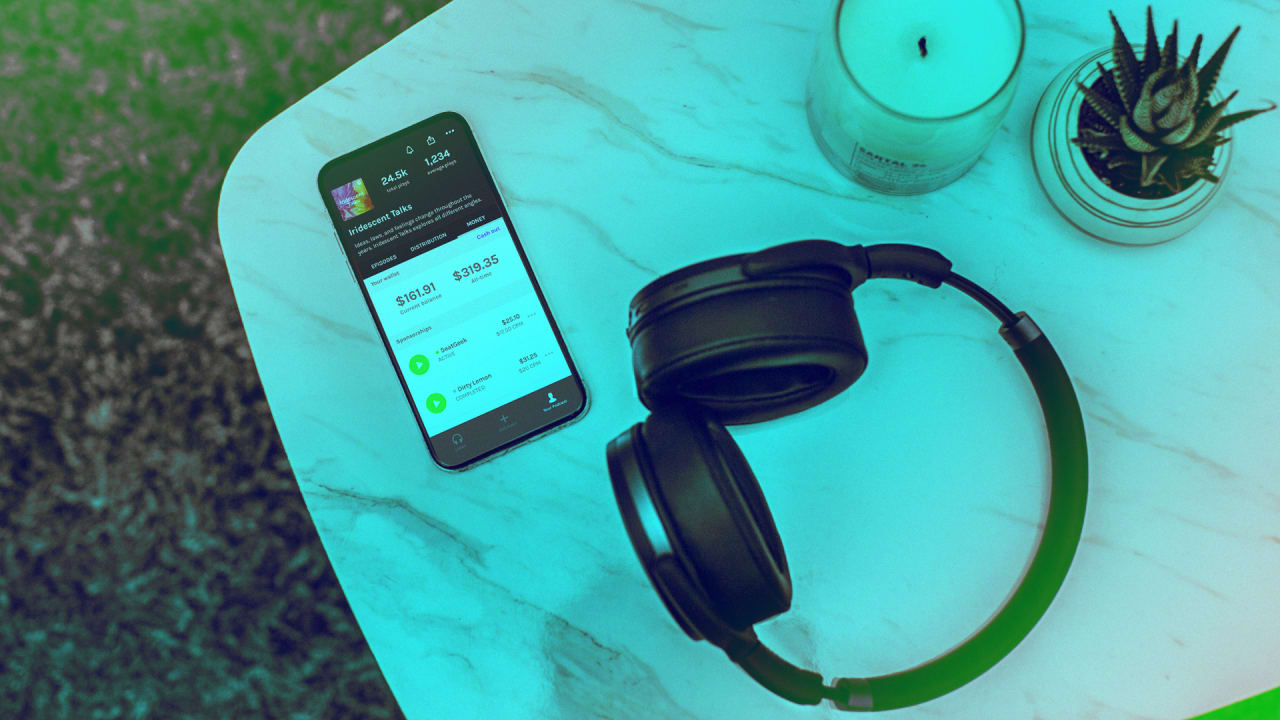 Anchor is Spotify's best bet to beat Apple for control of your ears