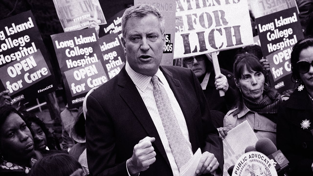 Can de Blasio win? Why NYC mayors never become president