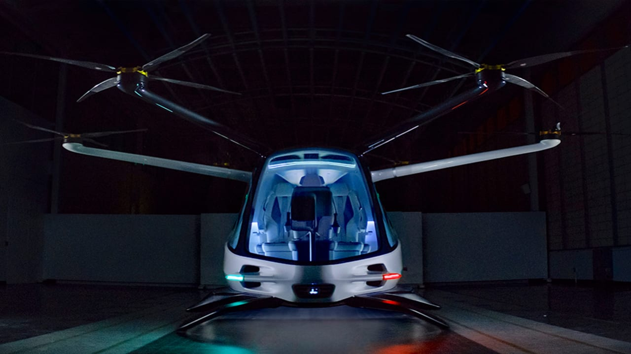 We're still waiting for flying cars. This startup says hydrogen power is the answer