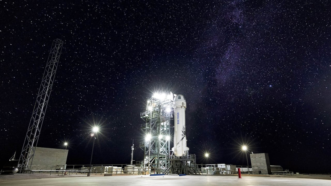 How to watch Blue Origin's New Shepard launch today