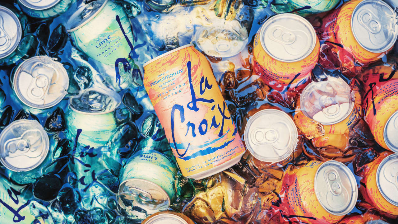 La Croix sales plummet as it becomes another failed experiment in hipster design