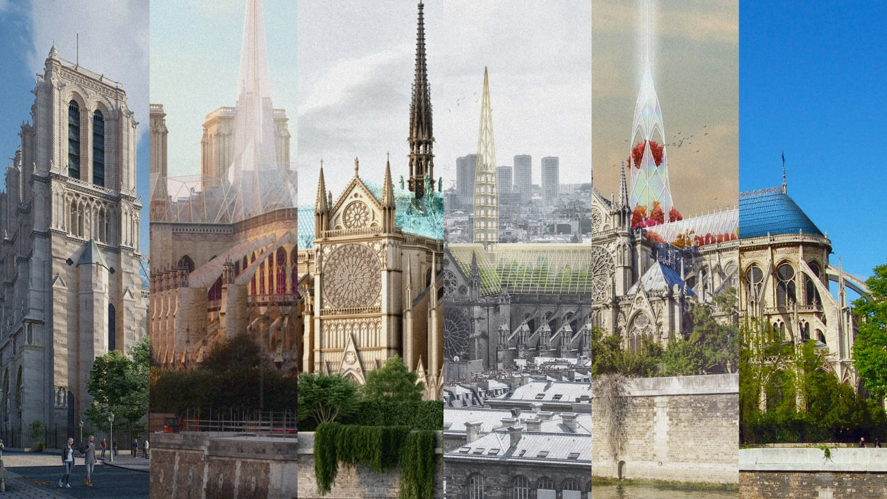 See 6 wacky concepts for the future of Notre Dame