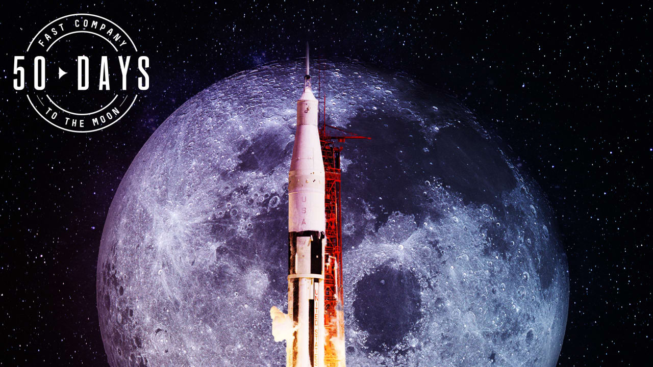 Why the Moon landing matters, 50 years later