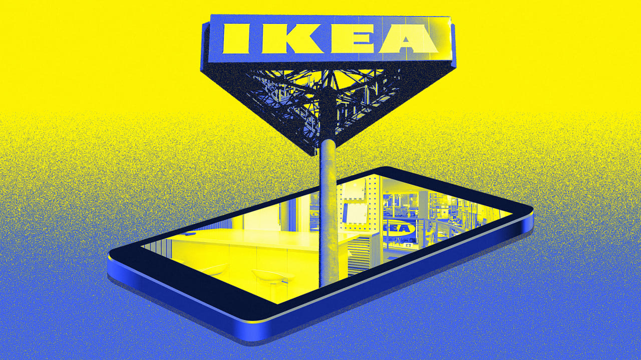 Ikea is launching a new, super-powered shopping app this year